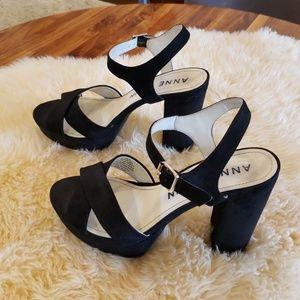 f2adeb17740 Anne Klein Shoes - Anne Klein Lalima Platform Sandals